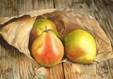 Pears in Paper